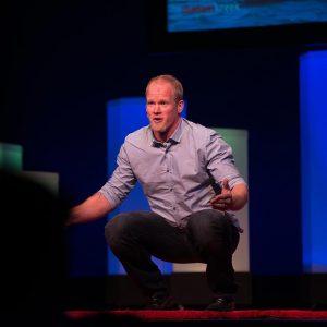 Adam Kreek at TEDxVictoria