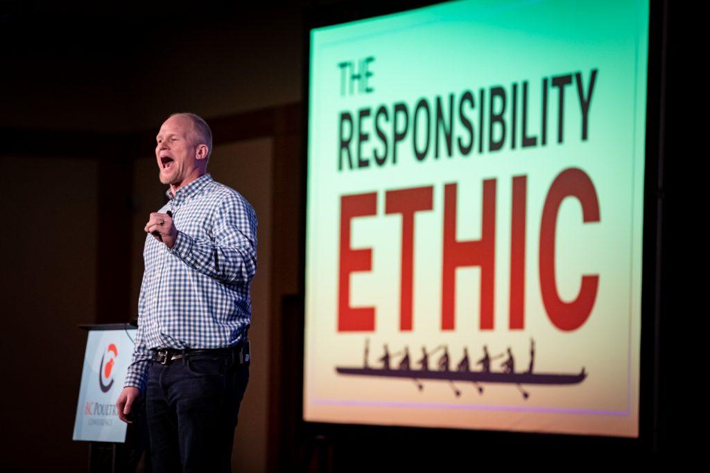 Adam Kreek, author of The Responsibility Ethic